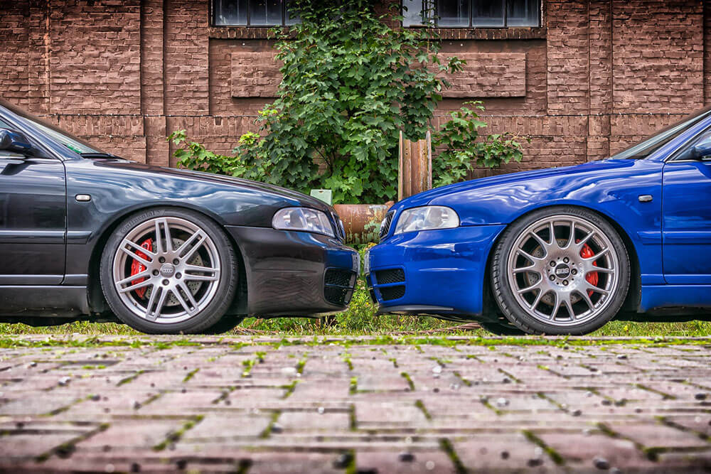 Signs Your Audi Has Brake Problems